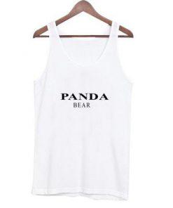 Panda Bear Tanktop