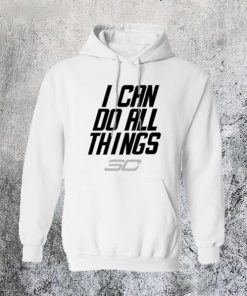 Stephen Curry I Can Do All Things Hoodie