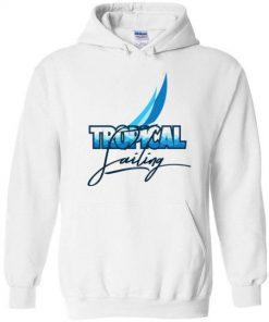 Tropical Sailing Hoodie