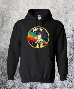 USA Space Agency Hoodie