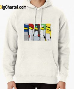 Voltron Lion Poster Hoodie