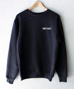 West Coast Sweatshirt