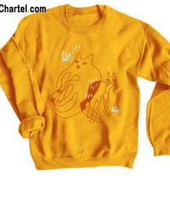With You Wherever You Go Sweatshirt