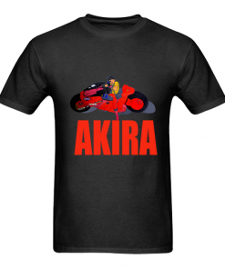 akira kaneda bike t-shirt
