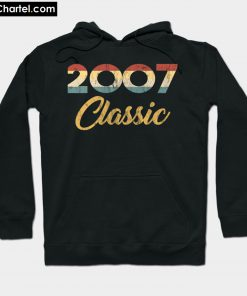 13 th Birthday Gift for Boys And Girls 2007 Hoodie PU27