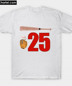 25 jim thome T-Shirt PU27