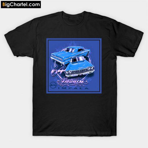 64 Classic Impala Art T-Shirt PU27