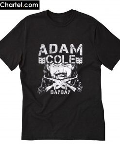 Adam Cole Bullet Club T-Shirt PU27