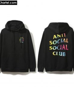 Anti Social Social Club ASSC Multciolor Hoodie PU27