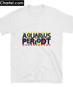Aquarius Periodt T-Shirt PU27