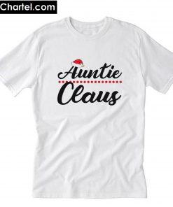 Auntie Claus T-Shirt PU27