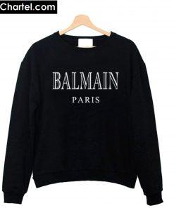 BALMAIN Printed Sweatshirt PU27
