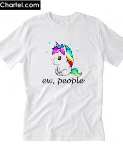 Baby Unicorn we people T-Shirt PU27