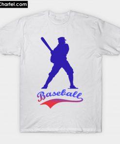Baseball player T-Shirt PU27