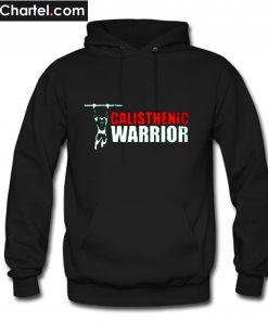 Calisthenics Warrior Hoodie PU27