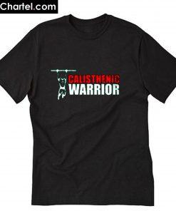Calisthenics Warrior T-Shirt PU27