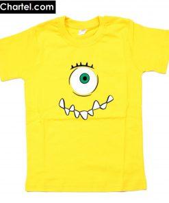 Cardi B Inspired Eyes Monster T-Shirt PU27