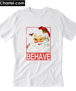 Christmas Santa T-Shirt PU27