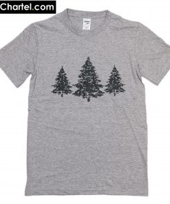 Christmas Tree T-Shirt PU27