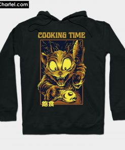 Cooking Time Remastered Hoodie PU27