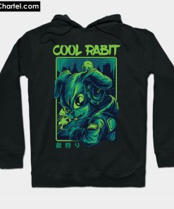 Cool Rabbit Remastered Hoodie PU27