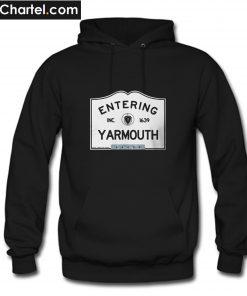 Entering Yarmouth Hodie PU27
