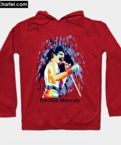 Freddie Mercury Hoodie PU27