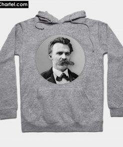 Friedrich Wilhelm Nietzsche Hoodie PU27