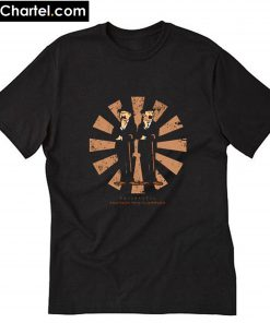 Thomson And Thompson Retro Japanese Tintin T-Shirt PU27