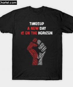Times Up for Women Civil Rights T-Shirt PU27