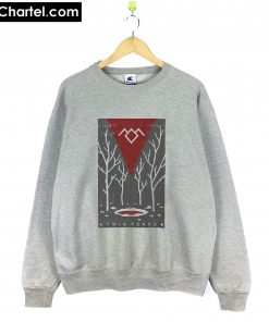 Twin Peaks Black Lodge Entrance Sweatshirt PU27