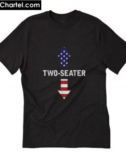 Two Seater USA T-Shirt PU27