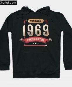 Vintage 1969 Limited Edition Hoodie PU27