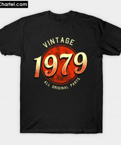 Vintage 1979 All Original Parts T-Shirt PU27