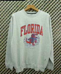 Vintage Florida Gators Basketball Sweatshirt PU27