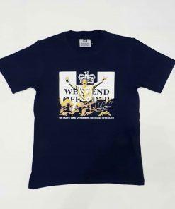Weekend Offender Leo Gregory T-Shirt PU27
