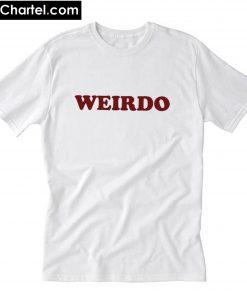 Weirdo Trending T-Shirt PU27