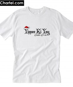 Yippee Yay Mother Fker Censored Christmas T-Shirt PU27