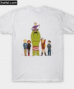 avengers christmas T-Shirt PU27