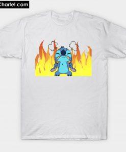 Angry Stitch T-Shirt PU27