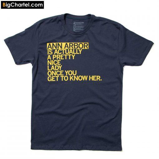 Ann Arbor T-Shirt PU27