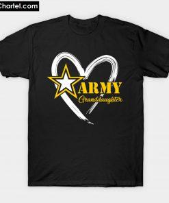 Army Granddaughter T-Shirt PU27