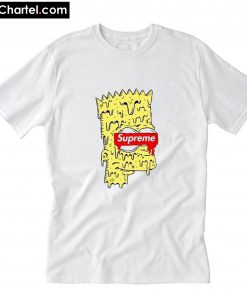 Bart Simpson Supreme T-Shirt PU27