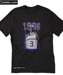 Basketball Kobe Bryant Answer 76errs Lakers T-Shirt PU27