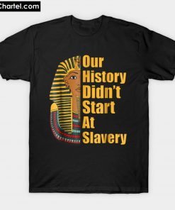Black History Month T-Shirt PU27