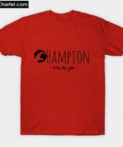 Champion T Shirt PU27