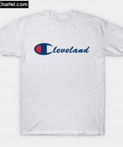 Champions Of Cleveland Cavaliers T-Shirt PU27