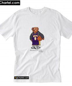 Bear Ralph Kobe Bryant 1990s T-Shirt PU27