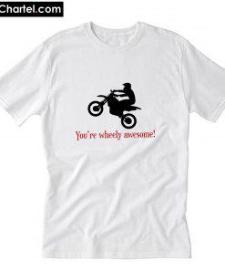 Valentines Dirt Bike SVG T-Shirt PU27