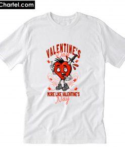 Valentines Nay T-Shirt PU27